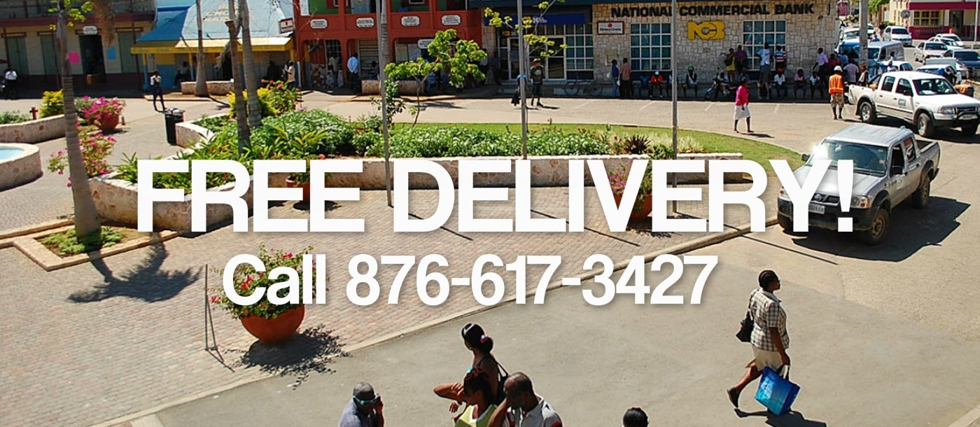 Free Delivery Call Peppers Jerk Center